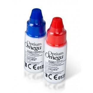 Купить Контрольный раствор для глюкометра Omron Optium Omega