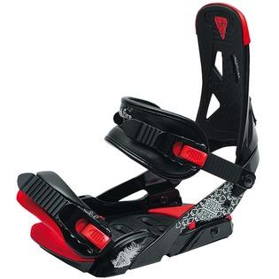 Купить Крепления сноубордические Black Fire Royal Flush (2013-14)
