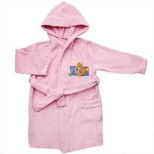 Купить Халат детский Мир 681Т87. Цвет: розовый