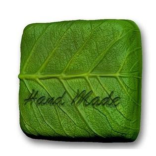 Купить Форма пластиковая Выдумщики «Квадрат лист Hand Made»