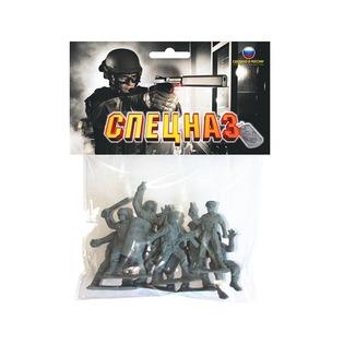 Купить Набор солдатиков БИПЛАНТ «Росскийский спецназ»