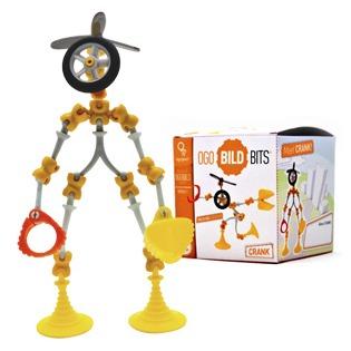 Купить Конструктор-игрушка Ogosport «Ogobild Bits Crank»