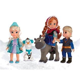 Купить Набор кукол и аксессуаров Disney Princess «Холодное Сердце»