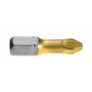 Купить Набор бит Bosch Max Grip PZ, ISO 1173 C6.3