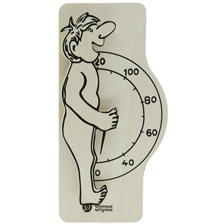 Купить Термометр для бани и сауны Банные штучки «Банщик»