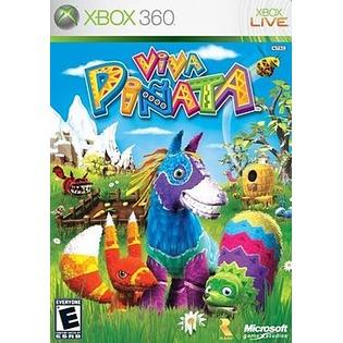 Купить Игра для xbox 360 Microsoft Viva Pinata