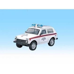 Купить Машина инерционная Joy Toy «Нива ВАЗ 2121 МЧС» Р40520