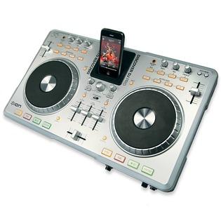 Купить Пульт диджейский профессиональный ION Audio DISCOVER DJ PRO с разъемом под iPod