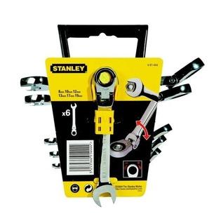 Купить Набор комбинированных гаечных ключей STANLEY 4-91-444