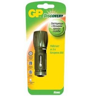 Купить Фонарь светодиодный GP Batteries LHE203-CR1