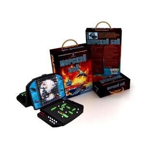 Купить Игра настольная Биплант «Морской бой версия 2:0»
