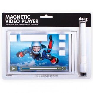 Купить Набор магнитов на холодильник Doiy Video Player