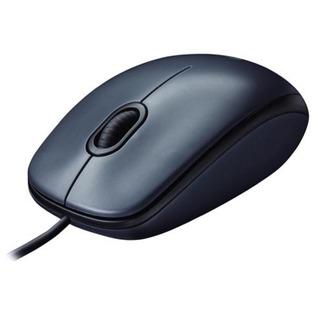 Купить Мышь Logitech M100 Black USB