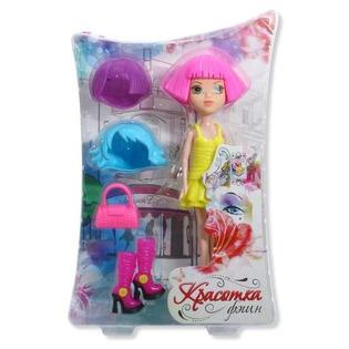 Купить Кукла с аксессуарами 1toy Т57129. В ассортименте