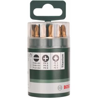 Купить Набор бит Bosch 2609255978 (HEX, PH, PZ)