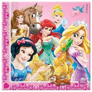 Купить Салфетки детские Procos «Принцессы и животные»