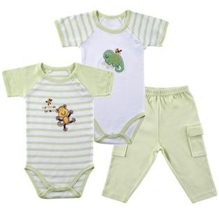 Купить Комплект: боди и штанишки Hudson Baby «Джунгли»