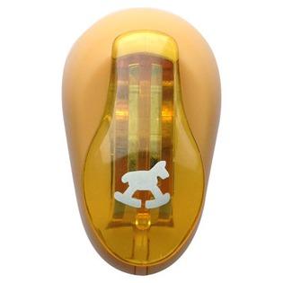 Купить Дырокол фигурный Hobbyboom «Лошадка-качалка»