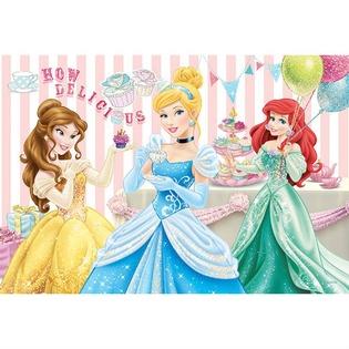 Купить Пазл 50 элементов Trefl «Принцессы Гламур»