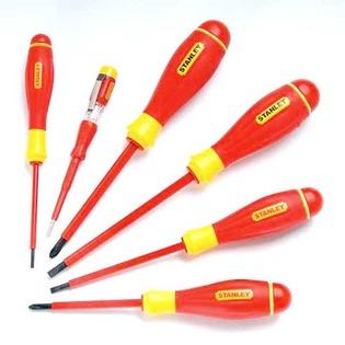 Купить Набор диэлектрических отверток STANLEY FatMax 0-65-441