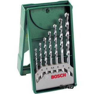 Купить Набор сверл по дереву Bosch 2607019581
