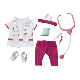 Купить Набор доктора для куклы Zapf Creation BABY born