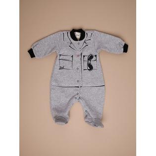 Купить Комбинезон для новорожденных без капюшона Ёмаё 22-336