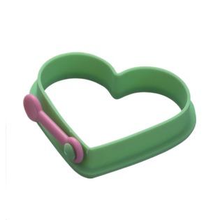 Купить Форма из силикона для выпечки яиц и блинчиков «Сердце»