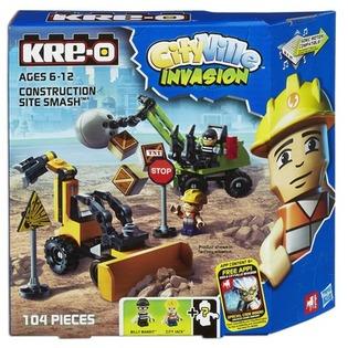 Купить Конструктор KRE-O Hasbro Транспортные средства