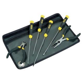 Купить Набор инструментов STANLEY CushionGrip 1-65-010