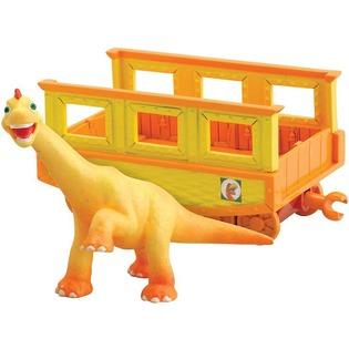 Купить Набор игровой с фигурками Поезд Динозавров «Нэд»