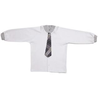 Купить Кофточка для новорожденных с галстуком Ёмаё