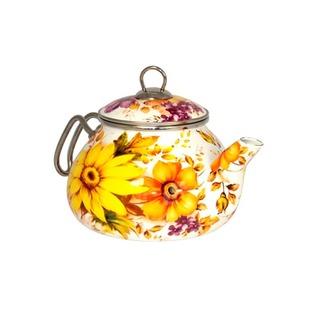 Купить Чайник эмалированный Interos «Фантазия»