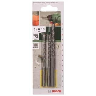 Купить Набор сверл по бетону Bosch SDS-Quick