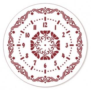 Купить Трафарет пластиковый Event Design «Амели»