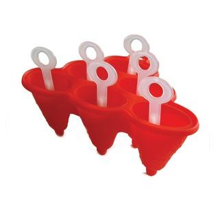 Купить Форма из силикона для изготовления мороженого «Фигурная»: 6 ячеек