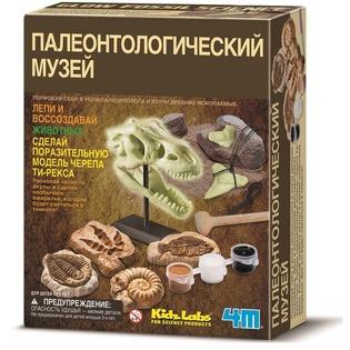 Купить Набор для изобретателей 4M «Палеонтологический музей»