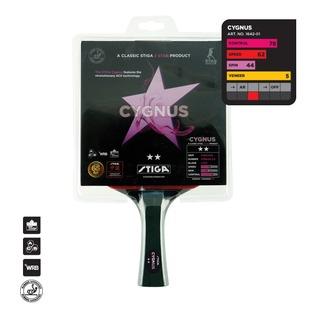 Купить Ракетка для настольного тенниса Stiga Cygnus WRB Crystal ACS