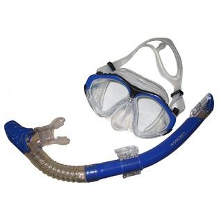 Купить Набор из маски и трубки Submarine Shark50