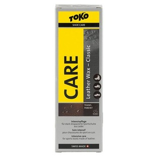 Купить Пропитка TOKO Shoe Care Leather Wax Transparent - Beeswax