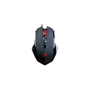 Купить Мышь A4Tech loody V8 game mouse Black USB