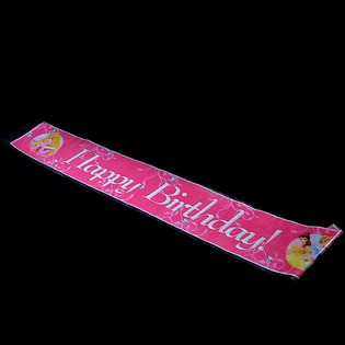 Купить Баннер детский Procos «Принцессы Disney-Happy Birthday»