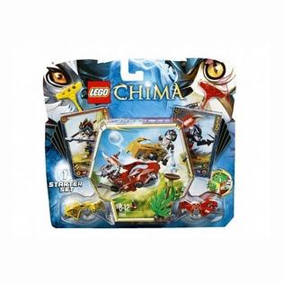 Купить Конструктор LEGO Бойцы Чи