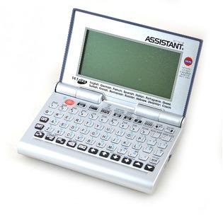 Купить Переводчик карманный Assistant AT-1412