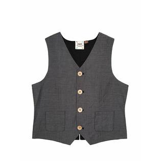 Купить Жилет для малышей Fore!! Axel and Hudson Solid/Stripe Linen Vest