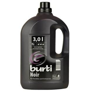 Купить Средство синтетическое жидкое для стирки черного и темного белья Burti