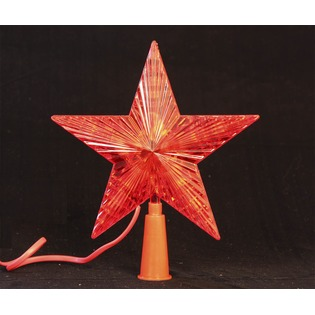 Купить Верхушка елочная Метелица «Звезда»