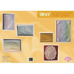 Купить Набор схем для парчмента Pergamano M48 Сетка