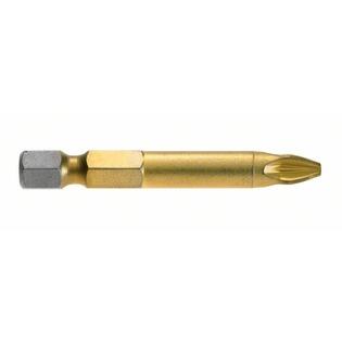 Купить Набор бит Bosch Max Grip PZ, ISO 1173 E6.3