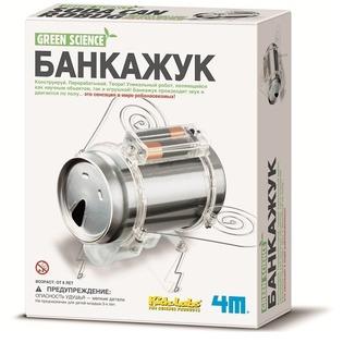 Купить Набор для изобретателей 4M «Банкажук»